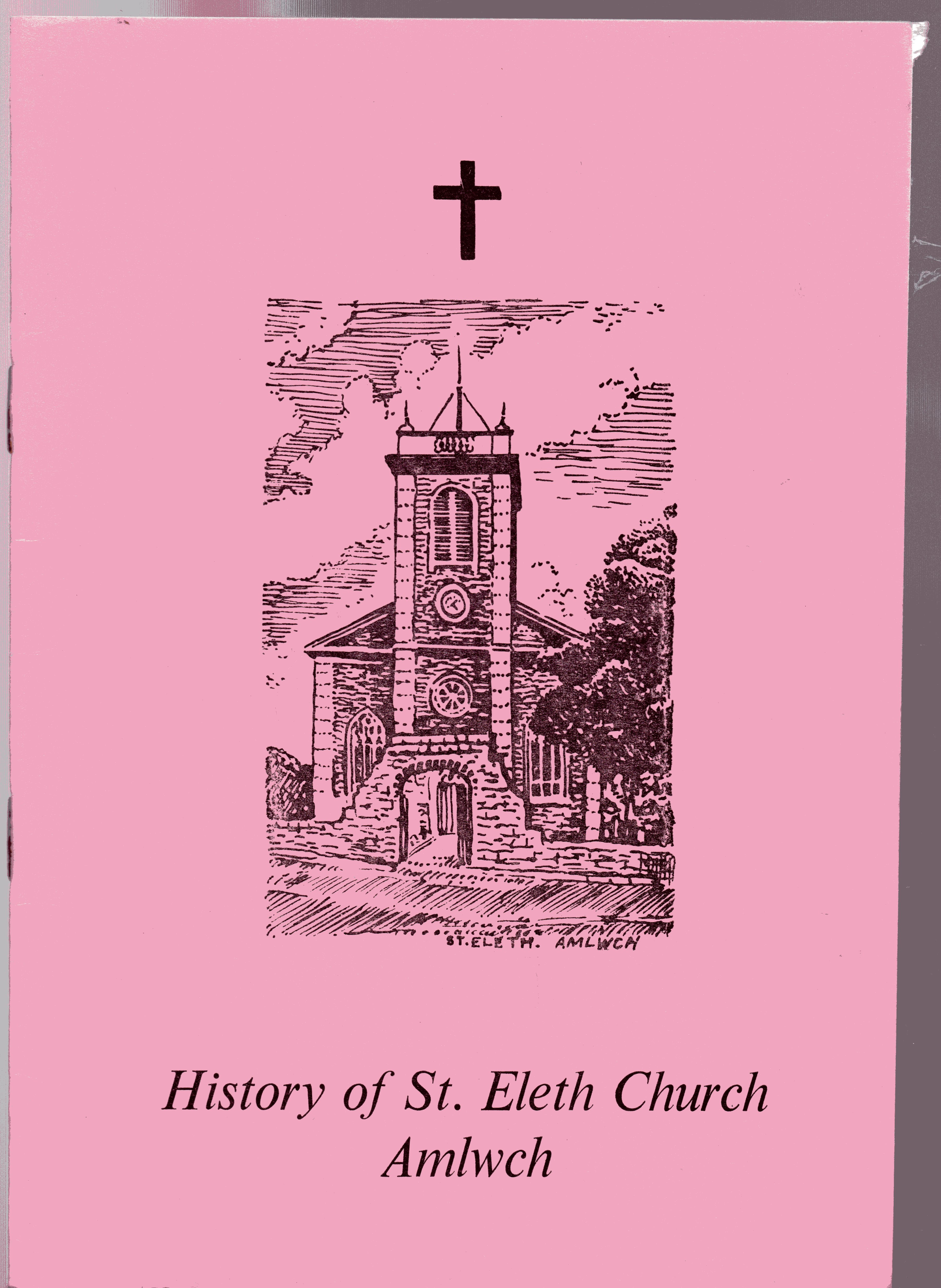 Image for History of St. Eleth Church, Amlwch