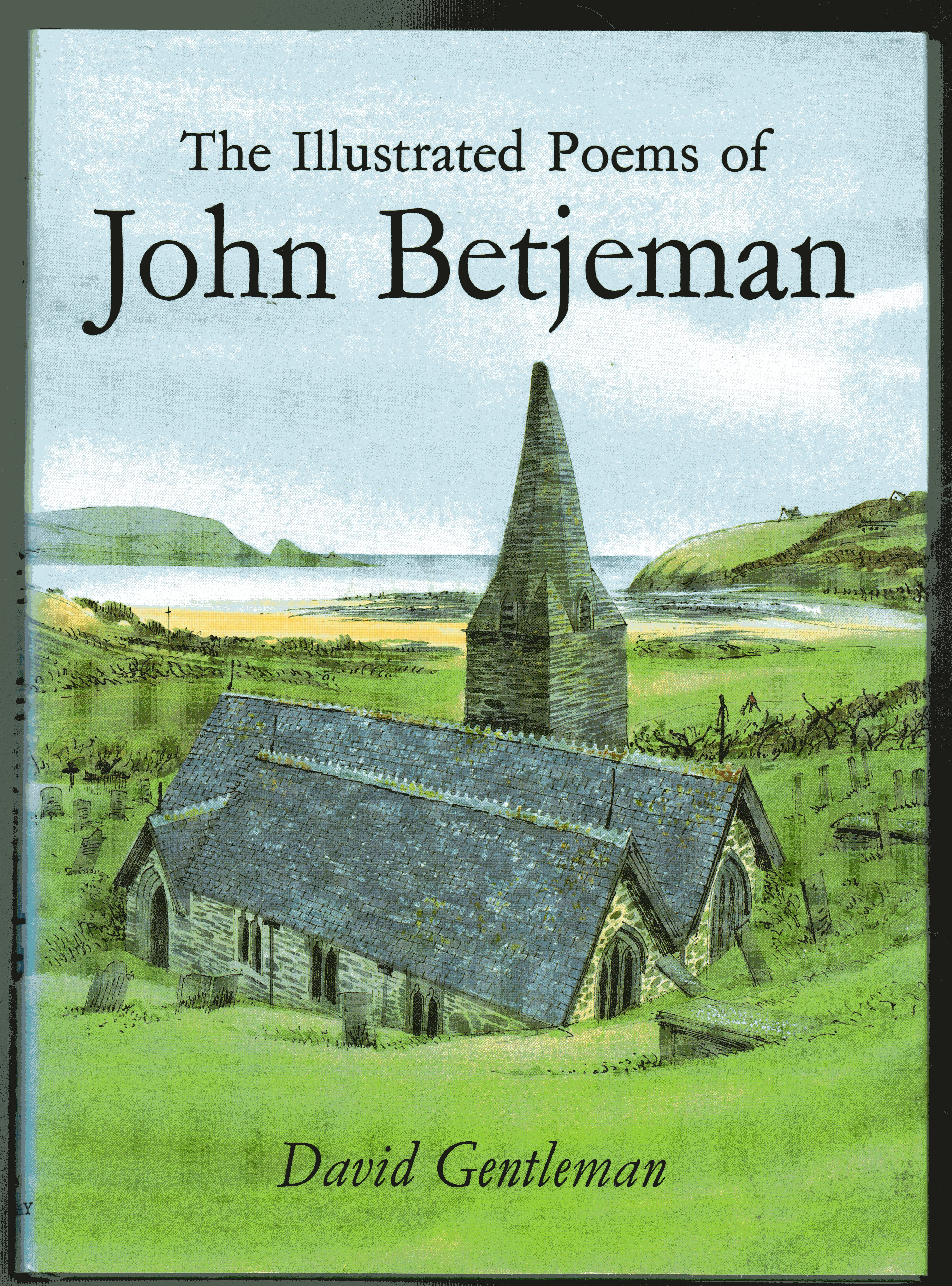 Image for The Illustrated Poems of John Betjeman