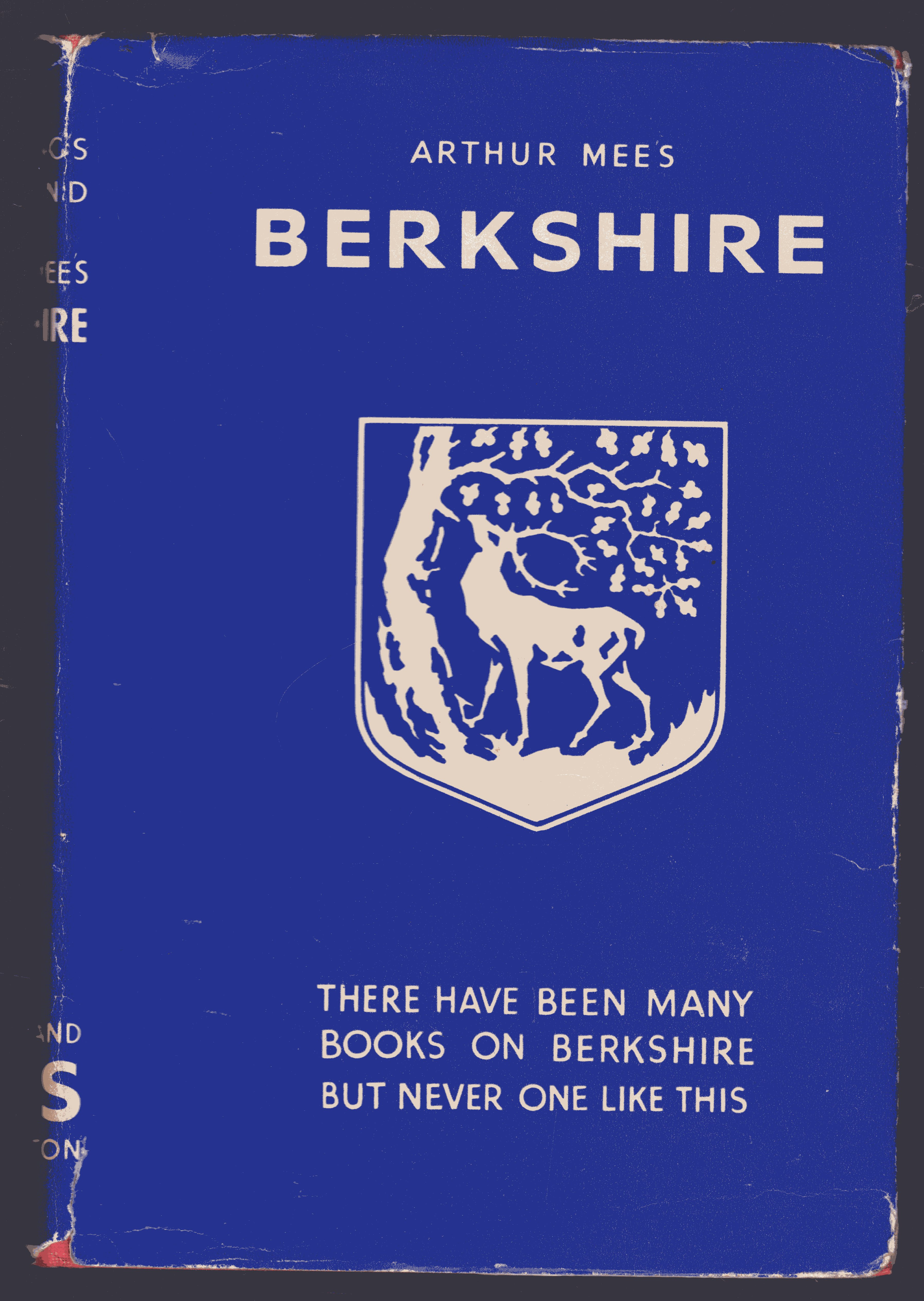 Image for The King's England : Berkshire, Alfred's Own Country