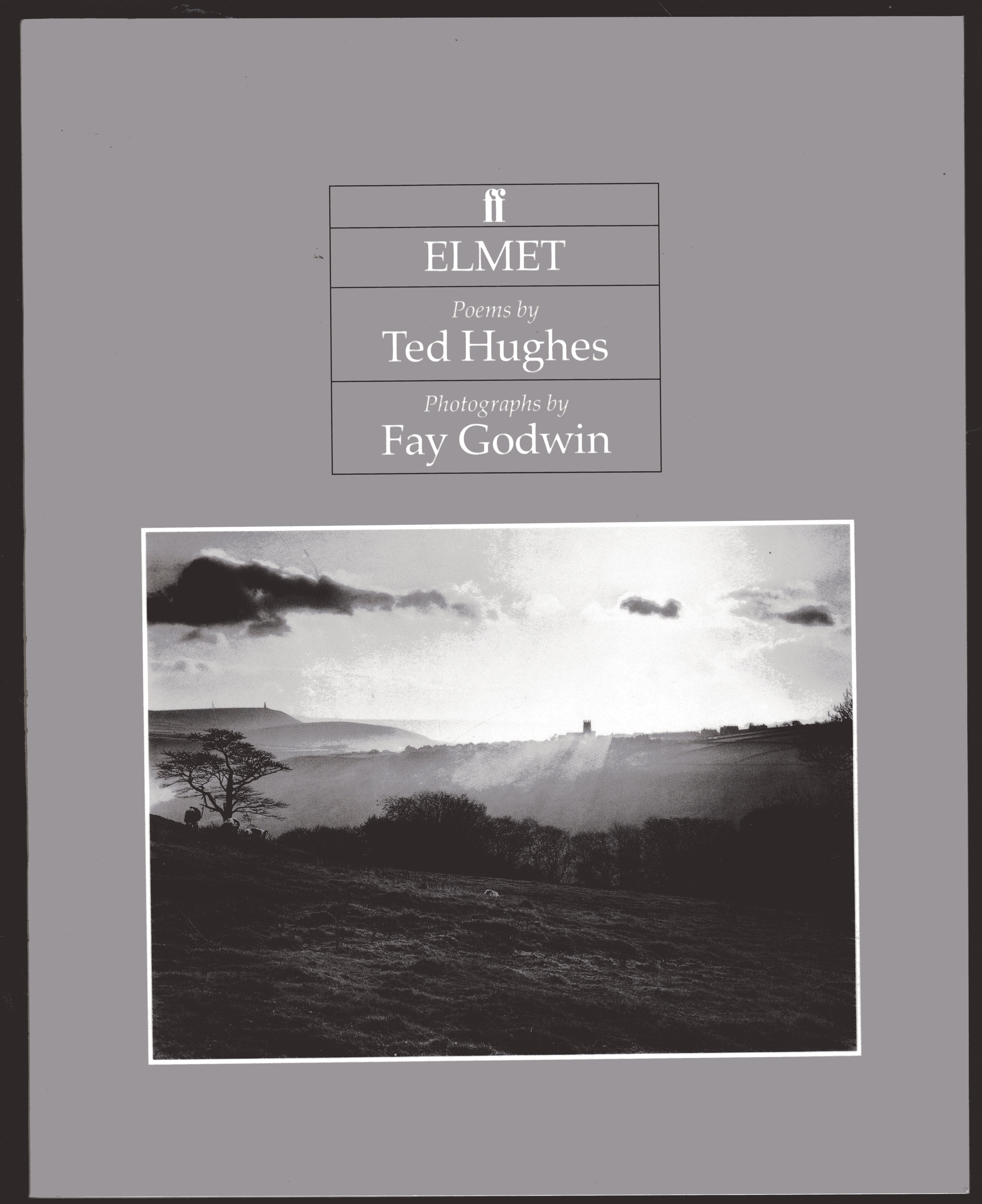 Image for Elmet : with photographs by Fay Godwin