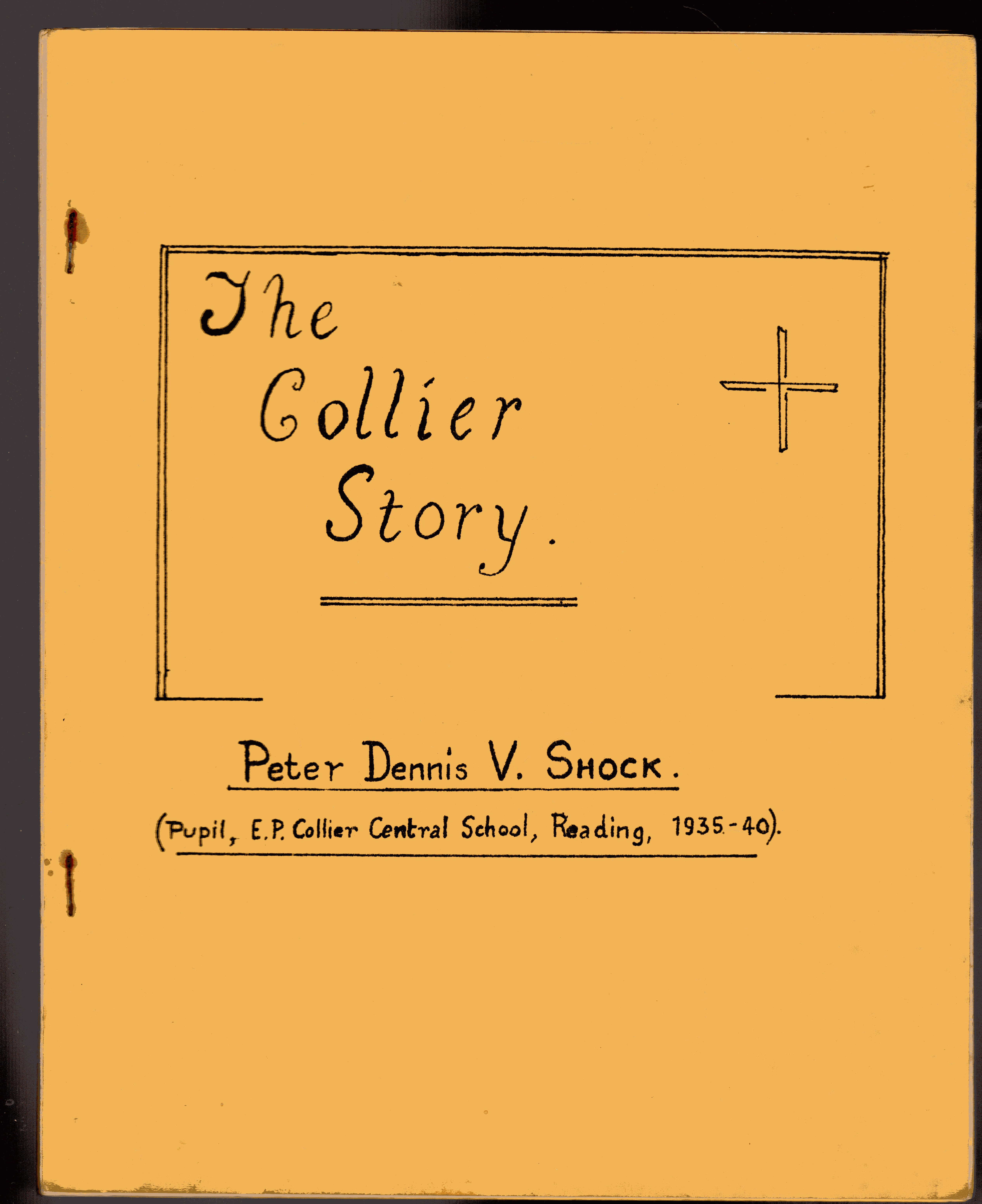 Image for The Collier Story