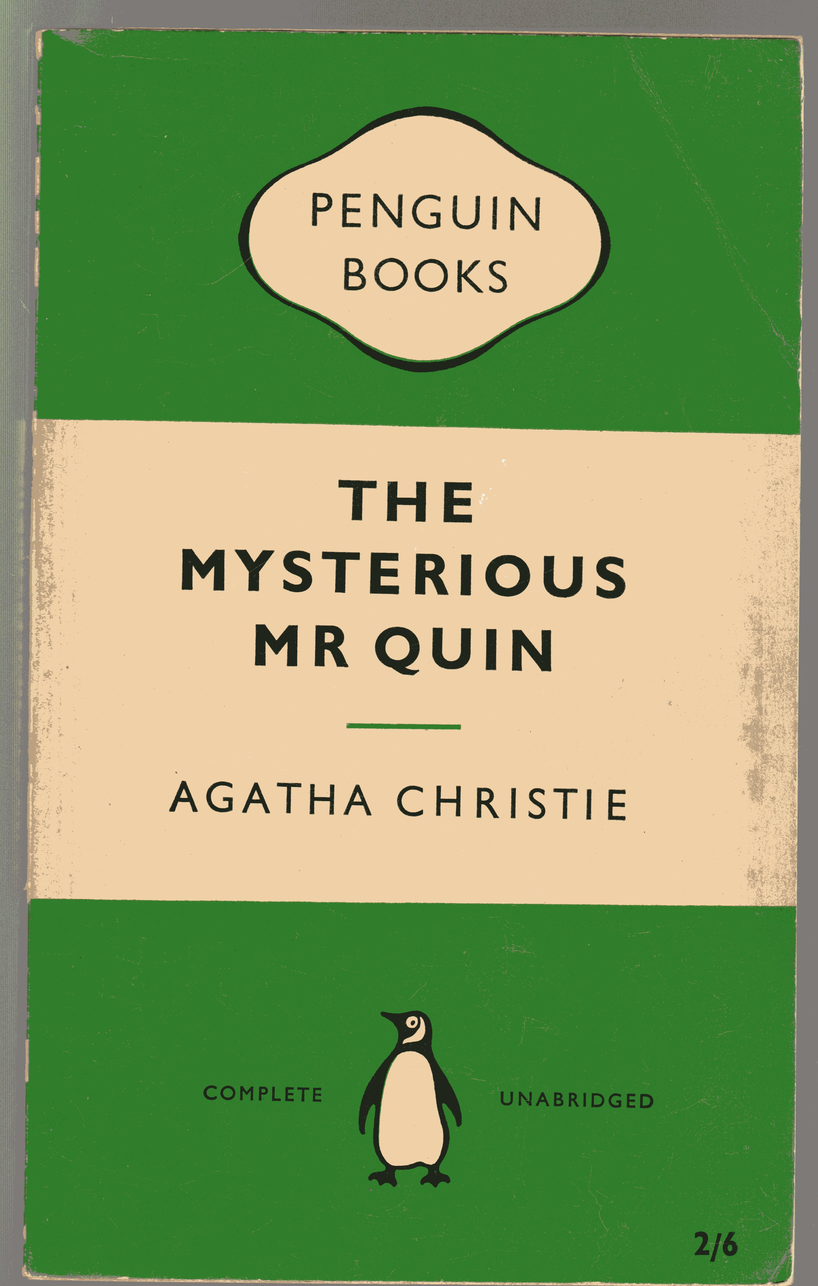 Image for The Mysterious Mr Quin