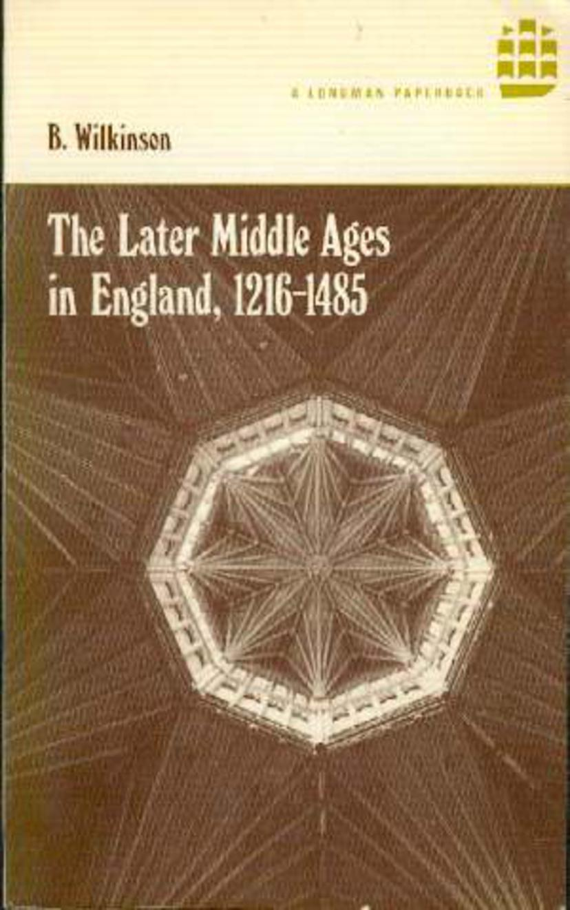 Image for The Later Middle Ages in England 1216-1485
