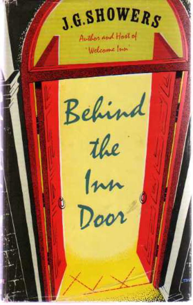 Image for Behind the Inn Door (SIGNED COPY)
