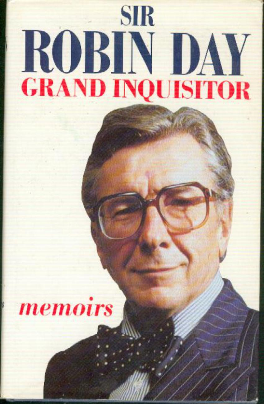 Image for Grand Inquisitor (SIGNED COPY)