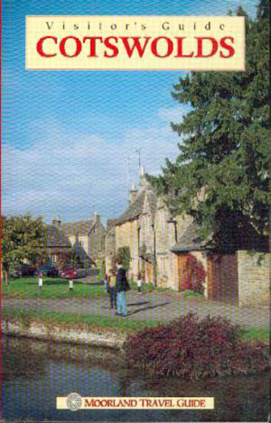 Image for Cotswolds (Visitor's Guides Ser.)