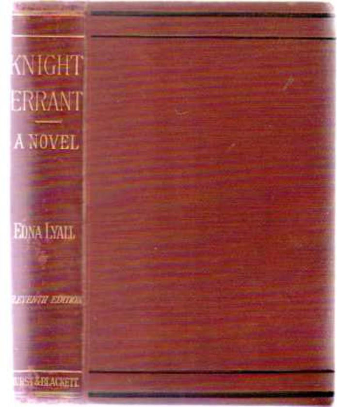 Image for Knight Errant - A Novel