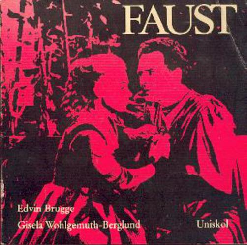 Image for Goethes Faust in Auswahl (SIGNED COPY)