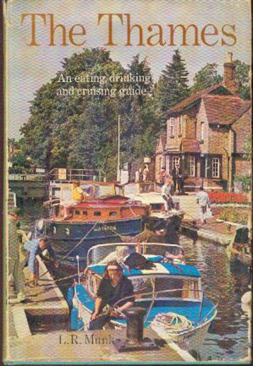 Image for The Thames - An Eating, Drinking And Cruising Guide