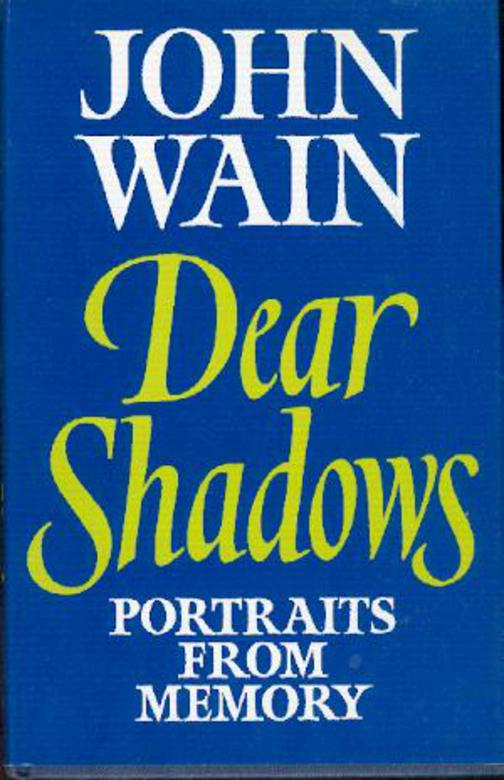 Image for Dear Shadows : Portraits from Memory