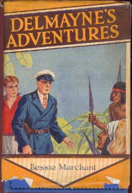 Image for Delmayne's Adventures or Lost on the Saguenay