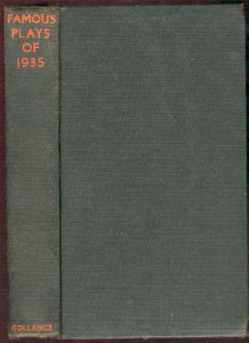 Image for Famous Plays of 1935