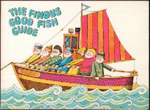 Image for The Findus Good Fish Guide