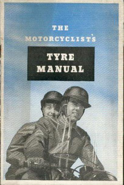 Image for The Motorcyclists Tyre Manual