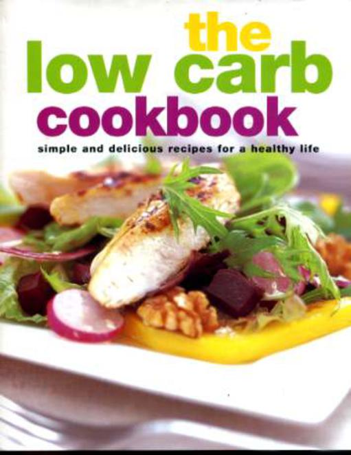 Image for The Low Carb Cookbook