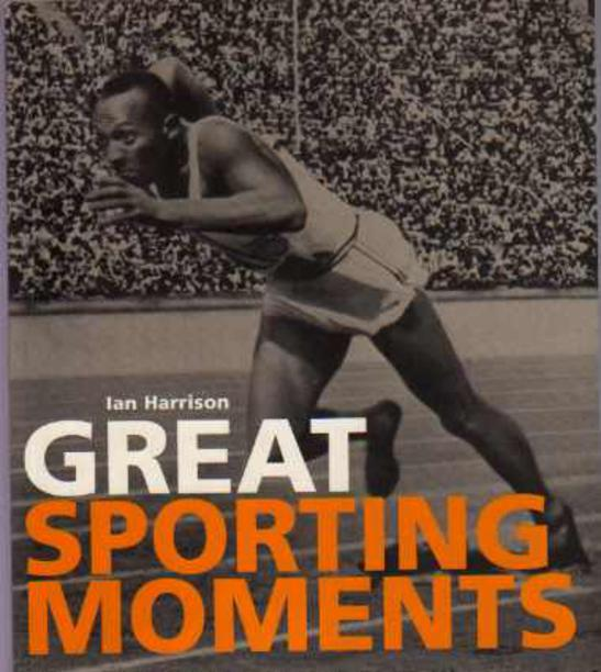 Image for Great Sporting Moments
