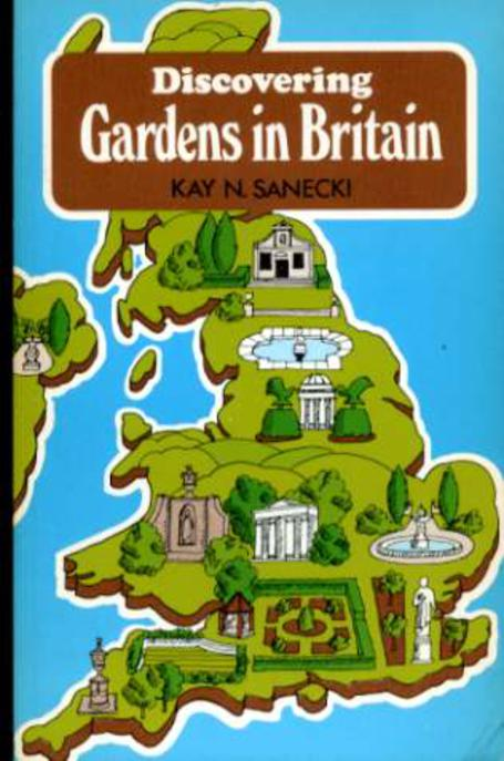 Image for Discovering Gardens in Britain