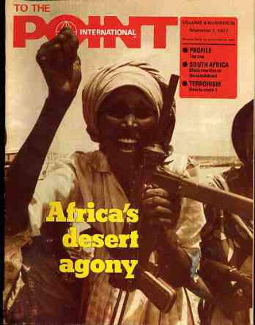Image for To the Point International : Volume 4 Number 36 November 7, 1977
