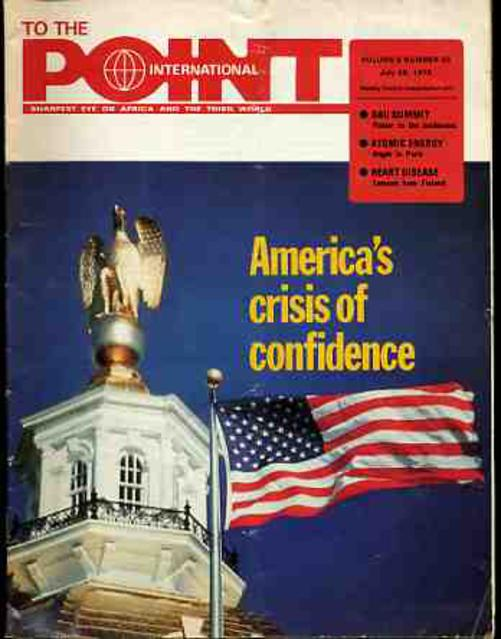 Image for To the Point International Volume 5 Number 30 July 28, 1978