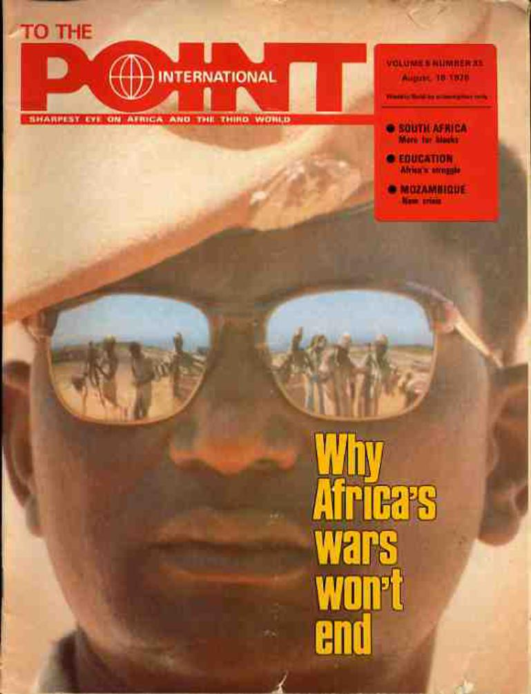Image for To the Point International Volume 5 Number 33 August 1978