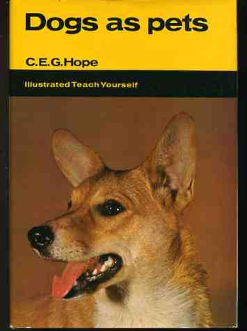 Image for Dogs as Pets