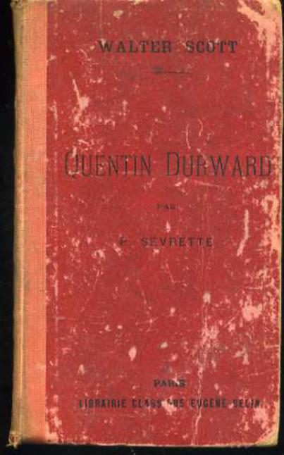 Image for Quentin Durward
