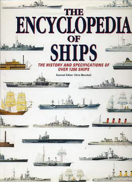 Image for The Encyclopedia of Ships