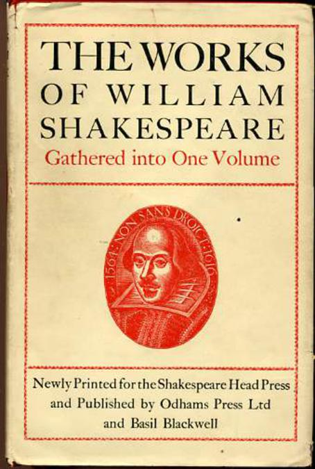 Image for The Works of William Shakespeare Gathered Into One Volume