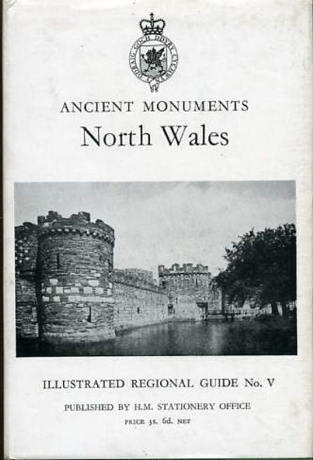 Image for North Wales (Ancient Monuments Illustrated, Regional Guide No. 5)""