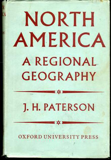 Image for North America : A Regional Geography