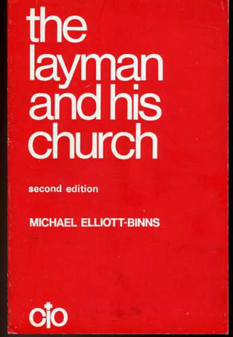 Image for The Layman and His Church