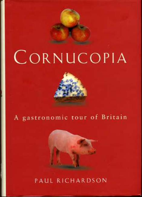 Image for Cornucopia: A Gastronomic Tour of Britain