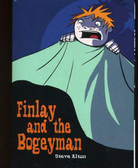 Image for Pocket Reads Year 6 Horror Fiction: Book 1 Finlay and the Bogeyman