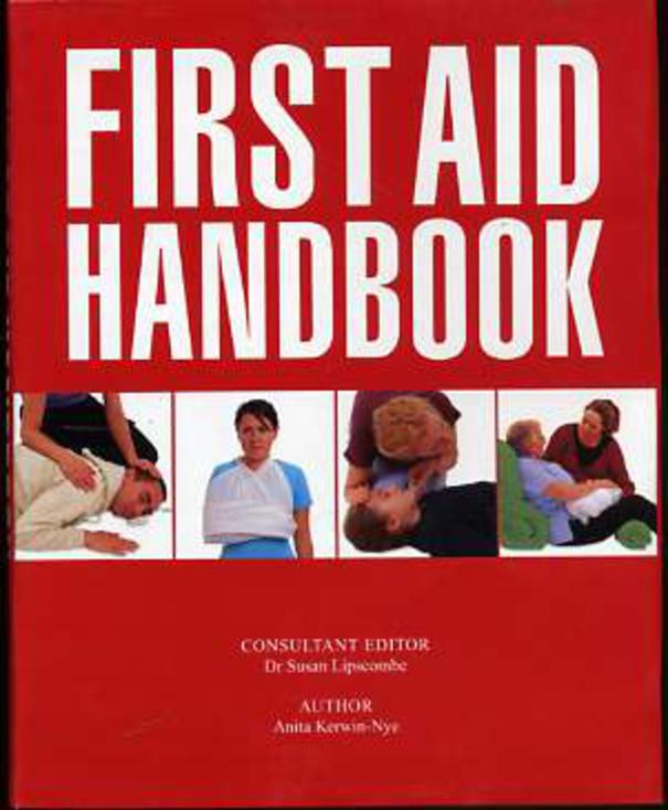 Image for First Aid Handbook