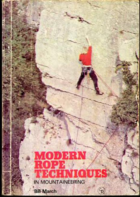 Image for Modern Rope Techniques in Mountaineering