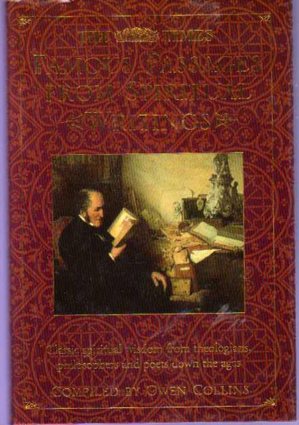 Image for The Times Famous Passages from Spiritual Writings