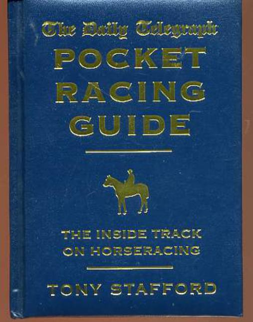 Image for The Daily Telegraph Pocket Racing Guide (SIGNED COPY)