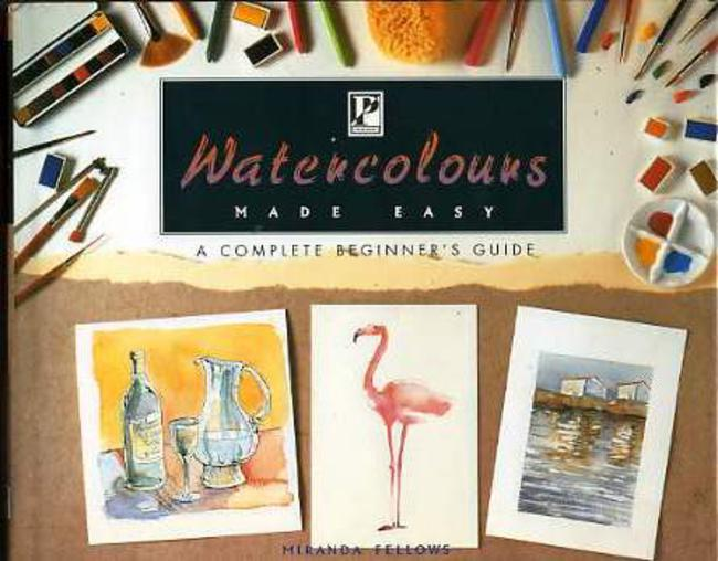 Image for Watercolours Made Easy