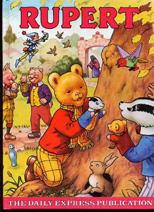 Image for Rupert Annual 1980