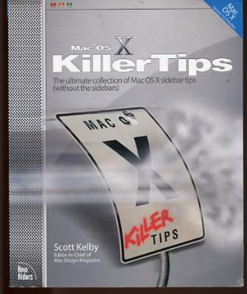 Image for MAC OS X Panther Killer Tips