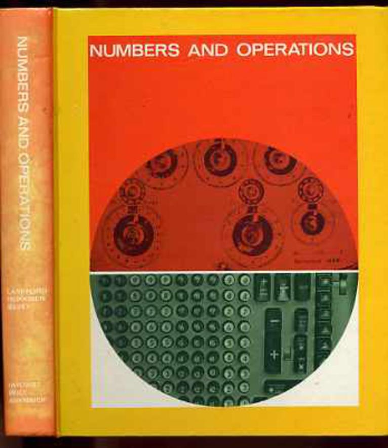 Image for Numbers and Operations