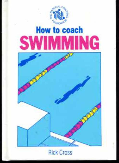 Image for How to Coach Swimming