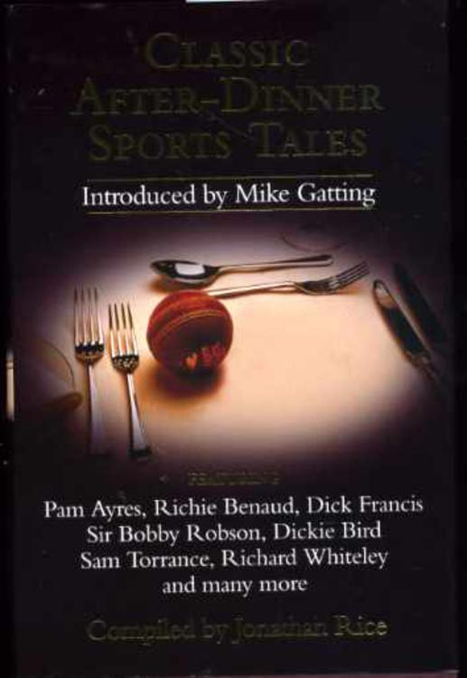 Image for Classic After-Dinner Sports Tales