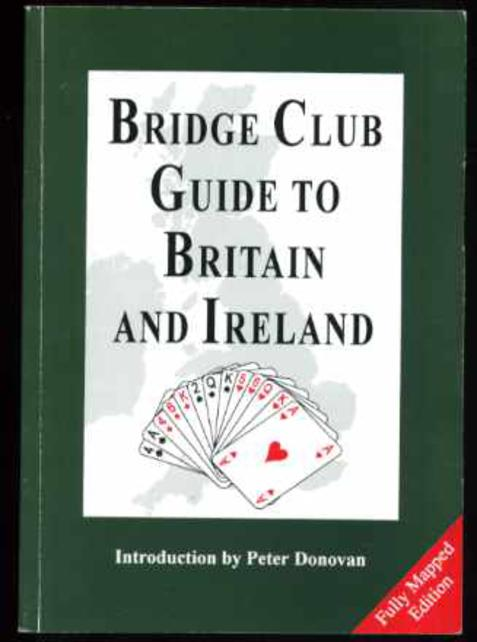 Image for Bridge Club Guide to Britain and Ireland