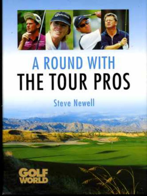Image for A Round with the Tour Pros,