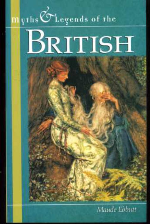 Image for Myths & Legends of the British
