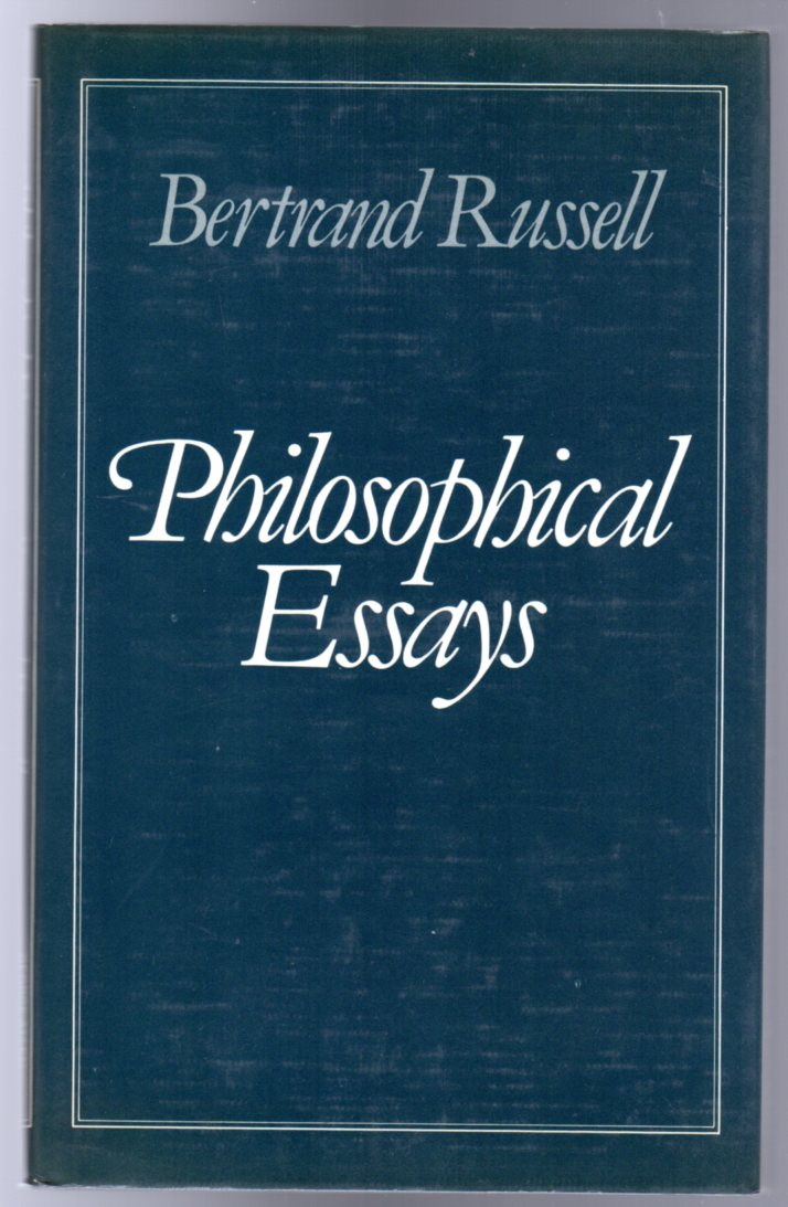 Image for Philosophical Essays