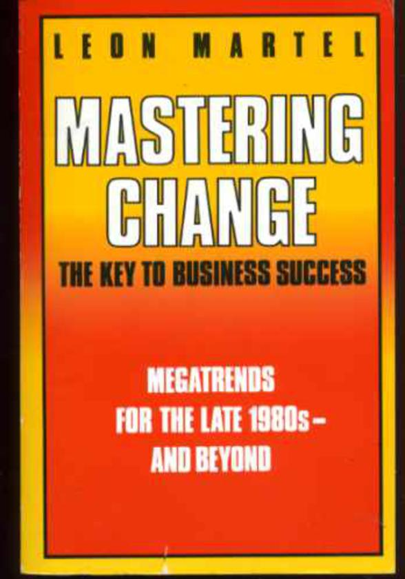 Image for Mastering Change - the Key to Business Success