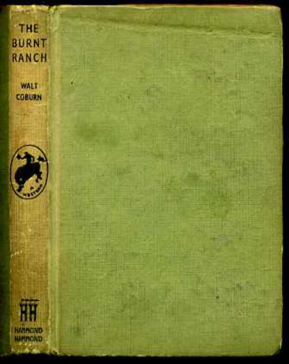 Image for The Burnt Ranch
