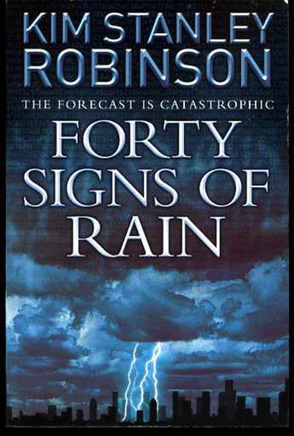Image for Forty Signs of Rain